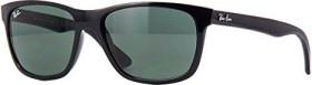 Ray-Ban RB4181 57mm schwarz-grau/grün (6130)