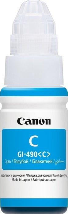Canon ink GI-490C cyan (0664C001)