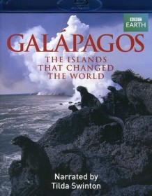 BBC: Galapagos - The Islands That Changed World (Blu-ray) (UK)