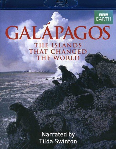 BBC: Galapagos - The Islands That Changed World (Blu-ray) (UK) -- via Amazon Partnerprogramm