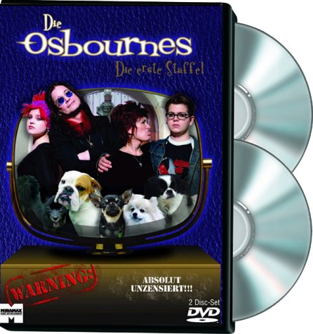 Die Osbournes Staffel 1 -- via Amazon Partnerprogramm