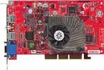 MSI MS-8863 G4MX460-VT, GeForce4 MX460, 64MB DDR, TV-out, VIVO, AGP