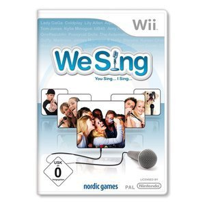 We Sing (English) (Wii)