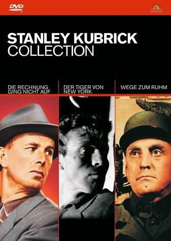 Stanley Kubrick Collection (3 DVDs) -- via Amazon Partnerprogramm