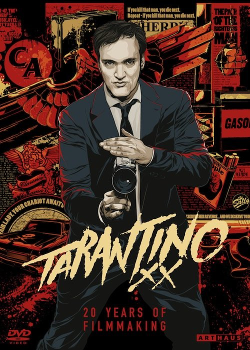 Tarantino XX Box (Blu-ray)