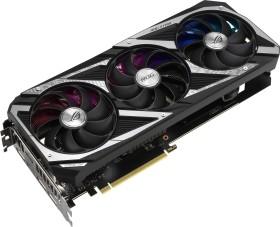 ASUS ROG Strix GeForce RTX 3060 OC, ROG-STRIX-RTX3060-O12G-GAMING, 12GB GDDR6, 2x HDMI, 3x DP (90YV0GC2-M0NA00)