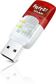 AVM FRITZ!WLAN USB Stick AC 430 MU-MIMO, 2.4GHz/5GHz WLAN, USB-A 2.0 [Stecker] (20002766)