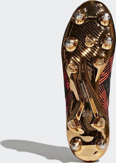 130d41104860 adidas Nemeziz 17+ 360 Agility SG core black solar red (men) (CP8939 ...
