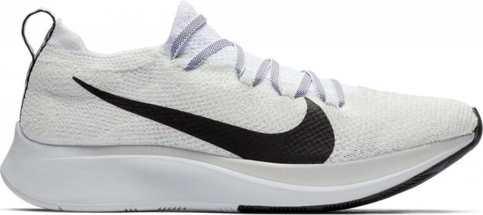 Running Schuhe Nike W ZOOM FLY FLYKNIT Weiß ar4562 101