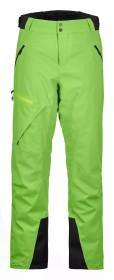 Ortovox 2L Swisswool Andermatt Skihose lang matcha green (Herren) (70511)