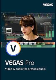Magix Vegas Pro 18 (German) (PC)
