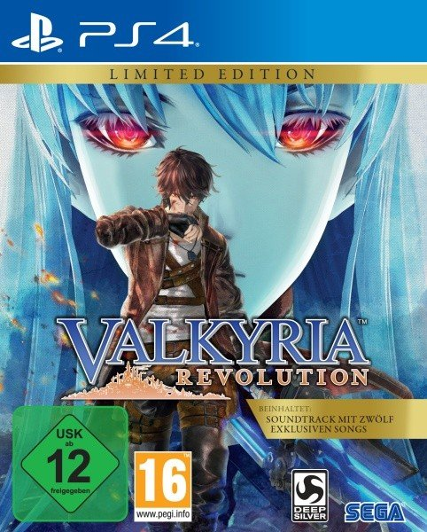 Valkyria revolution (German) (PS4)