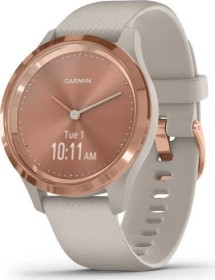 Garmin vivomove 3S Aktivitäts-Tracker light sand/rose gold (010-02238-02)
