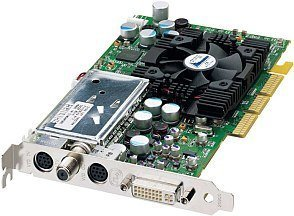 HIS Excalibur All-In-Wonder Radeon 9700 Pro, 128MB DDR, DVI, TV-out, tuner TV, AGP