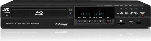 JVC SR-HD1700EU czarny (profesjonalna nagrywarka)