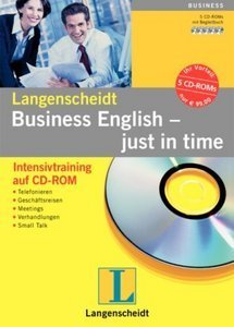 Langenscheidt: s Business English - Intensivtraining (deutsch) (PC) (LA91274)