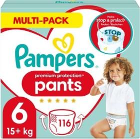 Pampers Premium Protection Pants Gr.6 Einwegwindel, 15+kg, 116 Stück