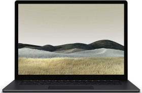 "Microsoft Surface Laptop 3 15"" Mattschwarz, Core i7-1065G7, 16GB RAM, 512GB SSD, ND, Business (PMH-00033)"