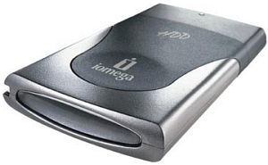 LenovoEMC Portable HDD 40GB, USB 2.0/FireWire (32727)