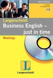 Langenscheidt Business English - Meetings (deutsch) (PC) (LA91280)
