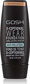 Gosh X-Ceptional Wear Foundation 19 chestnut, 35ml