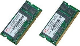 G.Skill SA Series SO-DIMM Kit 2GB, DDR2-667, CL5 (F2-5300PHU2-2GBSA)