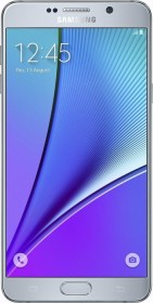Samsung Galaxy Note 5 Duos N920CD 32GB silber