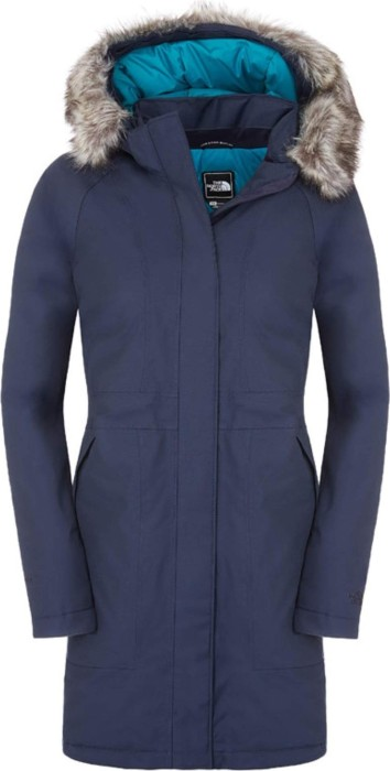 aa27f9247 The North Face Arctic parka urban navy (ladies)