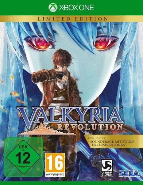 Valkyria Revolution (niemiecki) (Xbox One)