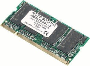 MDT SO-DIMM   1GB, DDR-333, CL2.5
