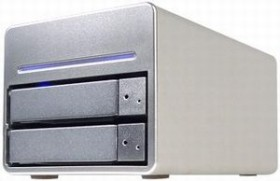 RaidSonic Stardom ST3620-2S-B2, USB-A 2.0 (13620)