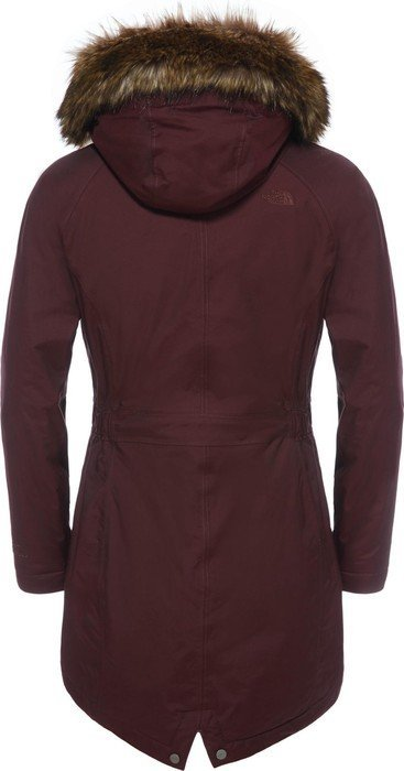 pretty nice 5be36 d687d The North Face Arctic parka root brown (ladies) | Skinflint ...