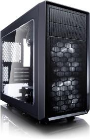 Fractal Design Focus G Mini schwarz, Acrylfenster (FD-CA-FOCUS-MINI-BK-W)