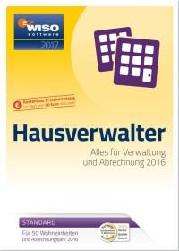 Buhl Data WISO HausVerwalter 2017 Standard, 50 Wohneinheiten (deutsch) (PC)
