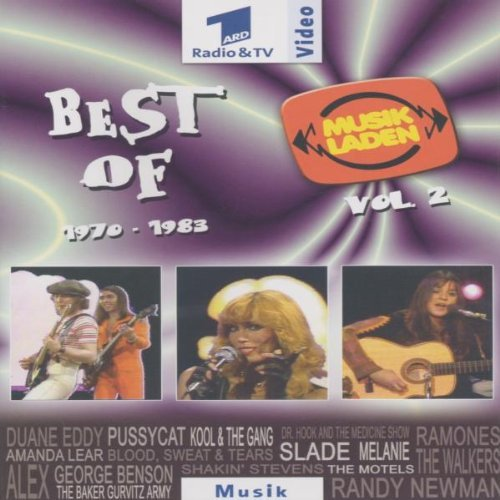 Musikladen - Best Of Vol. 2 -- via Amazon Partnerprogramm