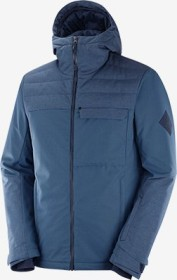Salomon Deepsteep Skijacke dark denim/night sky (Herren) (C14008)