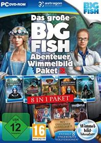 Das große Big Fish Abenteuer Wimmelbild Paket 2 (PC)