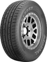 General Tire Grabber HTS 60 255/65 R16 109H