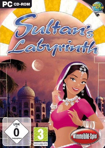 Sultan's Labyrinth (deutsch) (PC) -- via Amazon Partnerprogramm