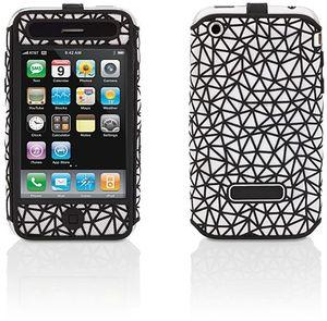 Belkin Micro Grip für Apple iPhone 3G schwarz (BKF8Z332EA)