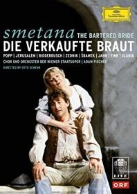 Friedrich Smetana - Die verkaufte Braut (DVD)