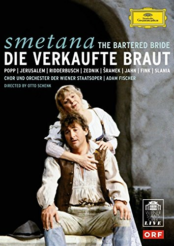 Friedrich Smetana - Die verkaufte Braut -- via Amazon Partnerprogramm