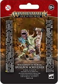 Games Workshop Warhammer Age of Sigmar - Maggotkin of Nurgle - Spoilpox Scrivener (99079915003)