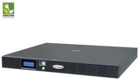 CyberPower Office Rackmount Serie 1000VA 1HE, USB/seriell (OR1000ELCDRM1U)
