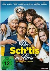 Die Sch'tis in Paris - Eine Familie auf Abwegen (DVD)
