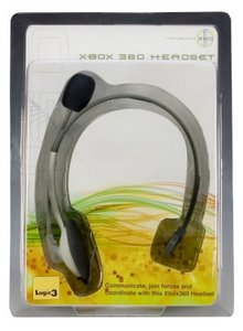 Logic3 headset (Xbox 360) (XB779)