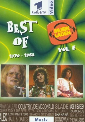 Musikladen - Best Of Vol. 8 -- via Amazon Partnerprogramm
