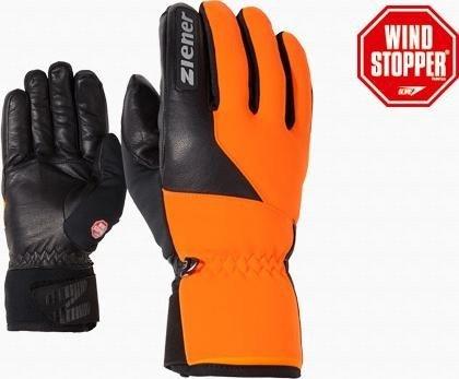 Ziener Herren Handschuhe Inaction WS Touch Gloves Multisport