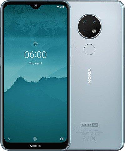 Nokia 6.2 Dual-SIM 64GB ice