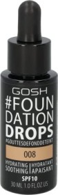 Gosh Foundation Drops 008 honey, 30ml